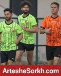 گزارش تمرین؛ کارهای پرفشار سرخ پوشان در مرکز ملی فوتبال
