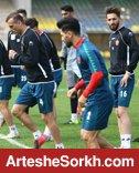 وعده پرداخت مطالبات به بازیکنان قبل از سفر به قطر