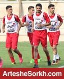 12بازیکن غایب تمرین امروز سرخ پوشان/ فوتبال هدفمند در دستور کار برانکو