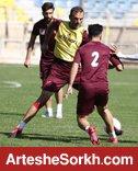 گزارش تمرین؛ غیبت 6 بازیکن و حضور بشار رسن در عراق