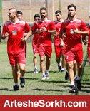 گزارش تمرین: خداحافظی مترجم کالدرون در روز تمرین فوتبال هدفمند