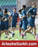 گزارش تمرین: تمرین گل کوچک و بازی درون تیمی