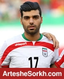 طارمی: در تهران جواب رفتار بازیکنان سوریه را می دهیم / الان وقت حمایت از تیم ملی است