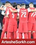 پانصدمین برد پرسپولیس در تاریخ ادوار لیگ