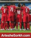 بیلان کاری سرخپوشان در لیگ برتر و آسیا