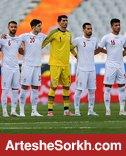 فوتبال ایران در رنکینگ فیفا 6 پله دیگر سقوط کرد