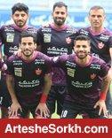تغییر در ترکیب تیم قبل از شروع لیگ قهرمانان