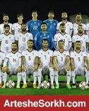 عکس تیمی ملی پوشان برای جام ملت ها