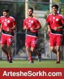 رقابت ملی پوشان پرسپولیس در تیم ملی