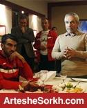 پیش از دیدار با الاهلی انجام شد؛ نشست مدیرعامل با کاپیتان های پرسپولیس