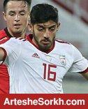 ترابی؛ تنها سرخ پوش خط خورده از تیم ملی
