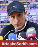 گل محمدی در نشست خبری قبل از بازی حاضر نشد