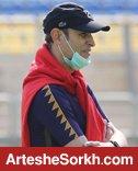 گل محمدی: هر روز در پرسپولیس کار بزرگی می کنم