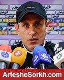 گل محمدی: هنوز وضعیت بازیکنان مصدوم ما مشخص نیست