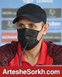 گل محمدی: بازیکنان پرسپولیس با مشکلات زیادی روبرو هستند